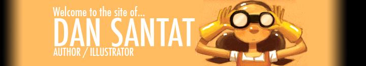 Dan Santat blog banner