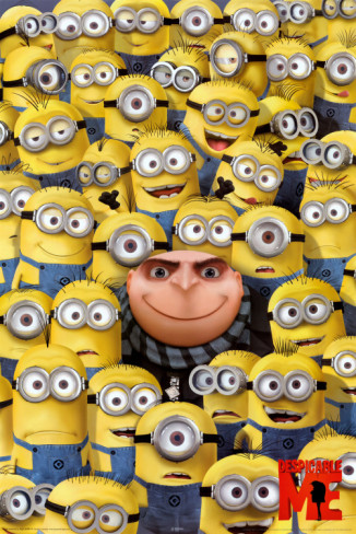 allposters despicable me
