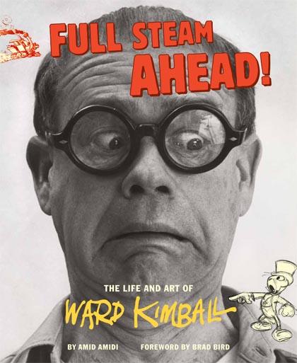 Amidi Ward Kimball bio cover