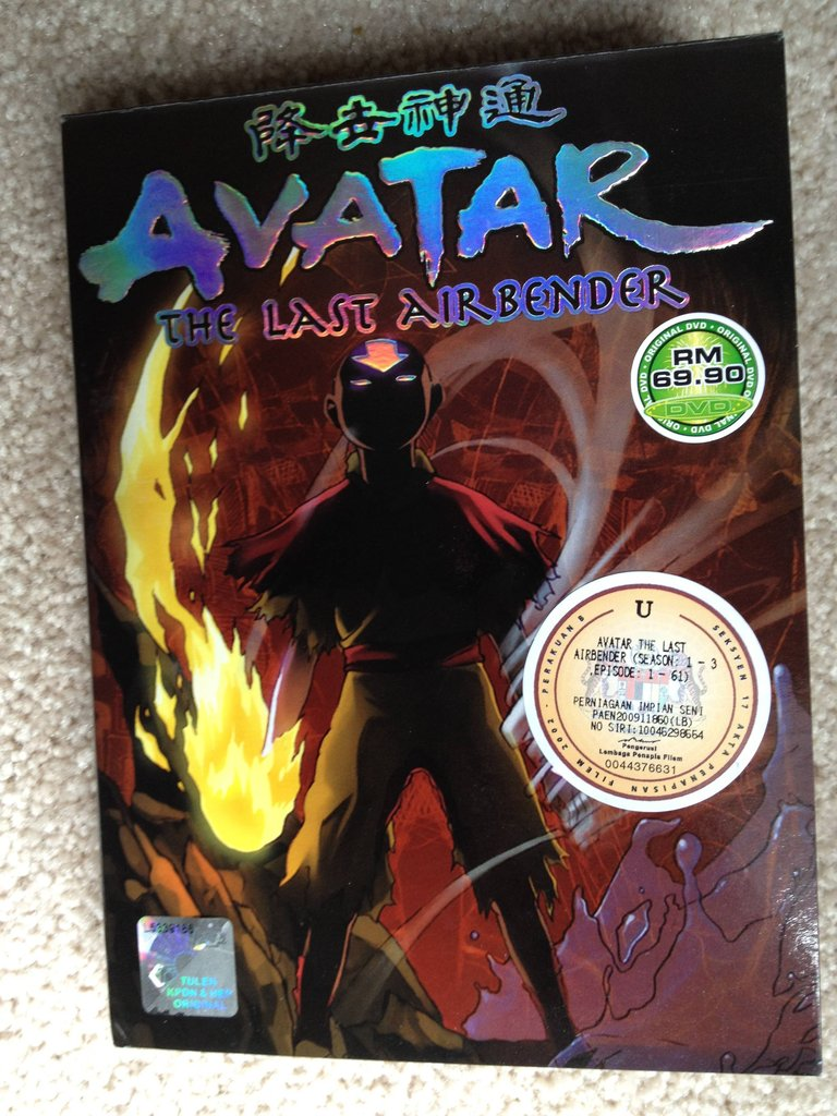 knock-off Avatar DVD-1