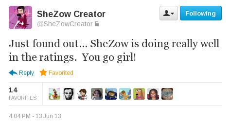 shezow ratings