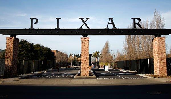 Pixar gate